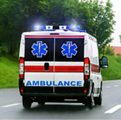 Ambulancier Coutances, Saint-Lô